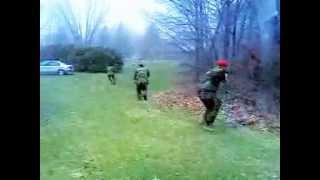 SSA- Basic Training Recon Patrol