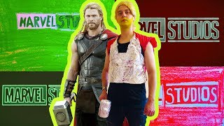 Thor: Ragnarok. Low cost trailer. Тор Рагнарек. Малобюджетный трейлер.
