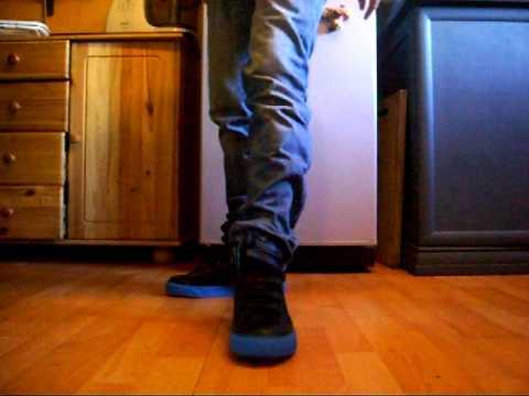 Nike Blazer High On Feet