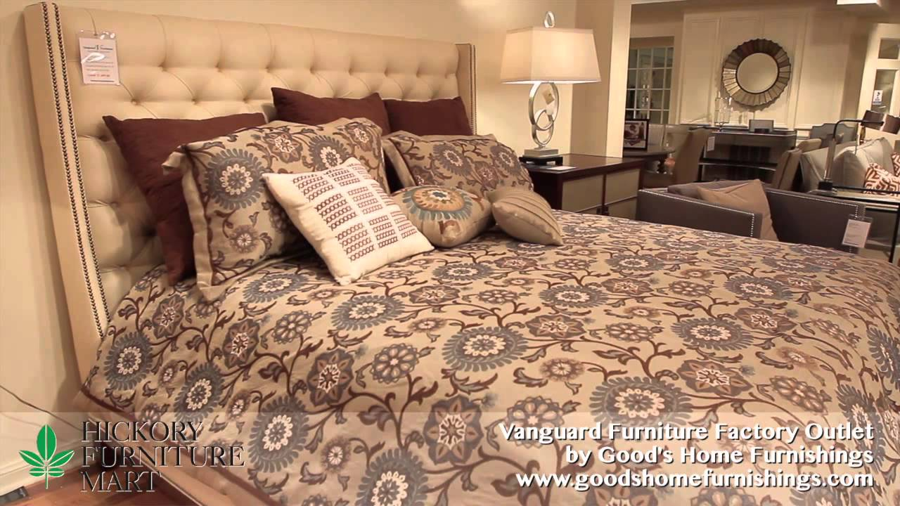 Vanguard Furniture Factory Outlet By Goodu0027s Home Furnishings   Hickory  Furniture Mart In Hickory, NC   YouTube