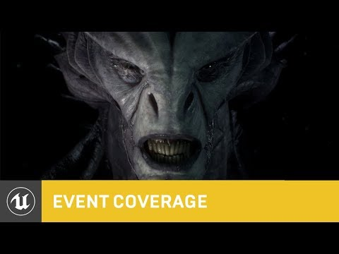 3Lateral's Osiris Black Performed by Andy Serkis | Project Spotlight | Unreal Engine