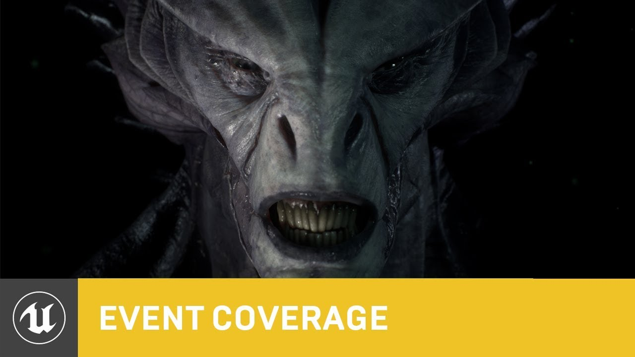 Videos: Epic Games' Unreal new digital human demos | CG Channel