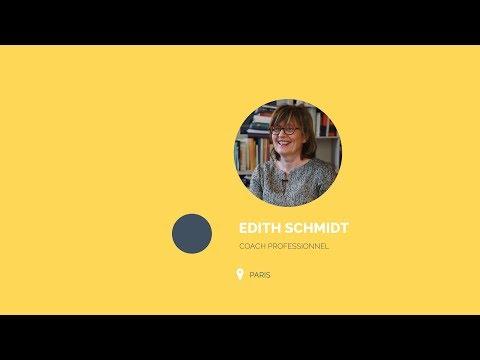 Interview d'Edith Schmidt, coach professionnelle