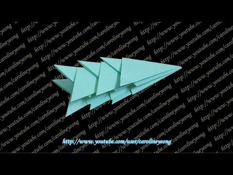 CYS教程】敬神摺紙~鳳梨組合の一:葉【組合 ...