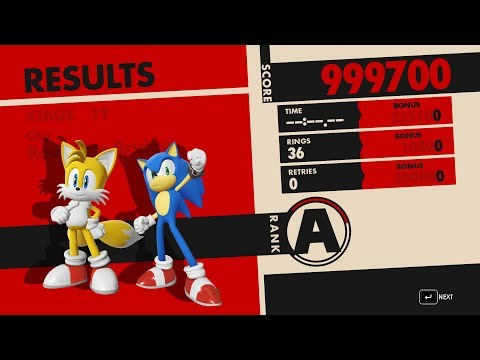 Sonic Forces: Sonic Costume Partner or Tails Mod (Release) [Test]