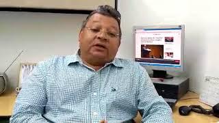 El periodista Agustín Iguarán , nos envía su mensaje de felicitación #ElInformador60Años