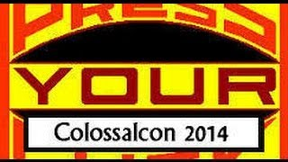Anime Press Your Luck from Colossalcon 2014, Part 1