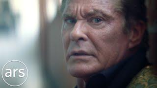 It's No Game | A Sci-fi Short Film Starring David Hasselhoff
