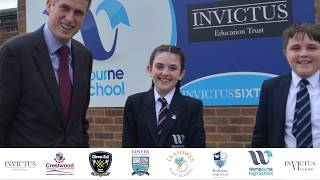 Invictus Education Trust - Virtual Lessons Attendance Week Commencing 8th June