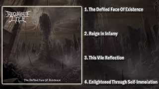 Regurgitate Life - The Defiled Face Of Existence (FULL EP 2015/HD)