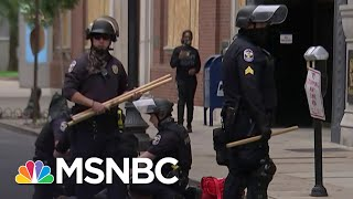 Louisville Preparing For Another Night Of Protests After Breonna Taylor Decision | MSNBC
