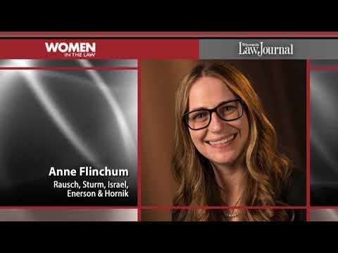 Anne Flinchum - Rausch, Sturm, Israel, Enerson \u0026 Hornik