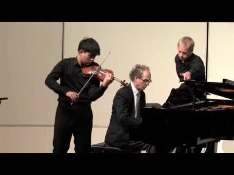 Kyu Min Park - Mendelssohn Violin Concerto in E minor, Op. 64