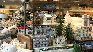 Pier 1 Christmas 2018 Walk Through & Shop With Me