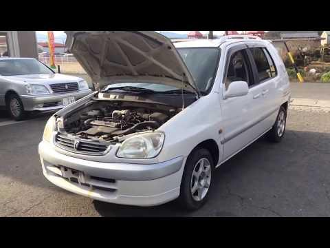 Toyota Raum EXZ15 5E-FE 2000 г.в. (донор 861)