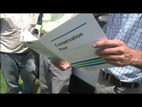 How to receive conservation assistance from NRCS
