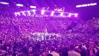 Pacquiao vs Thurman Grand entrance