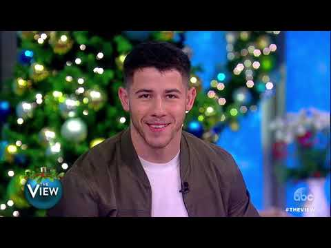 Nick Jonas Clears Up Rumor That His Mom Does His Laundry | The View