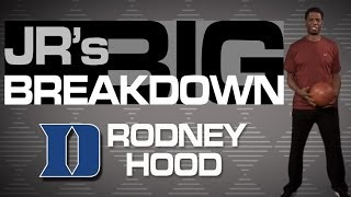 Rodney Hood In The NBA Draft | JR