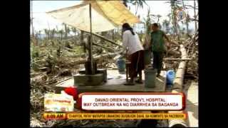 Dirty water triggers diarrhea outbreak in Davao Oriental