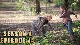 The Walking Dead - Season 4 - Episode 14 - The Grove - Video Review