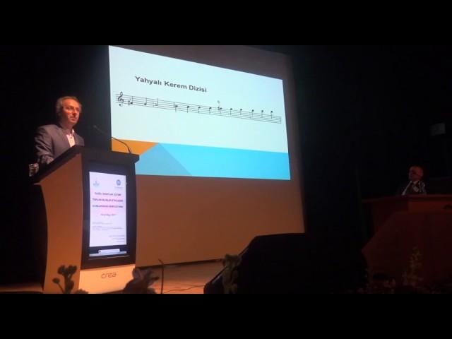 Prof. Metin EKE - Geleneksel THM Eğitiminde Bağlama Çalgısının Yeri ve Önemi