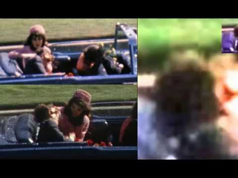 Issues with the 6K digital scans of the Zapruder film frames.