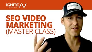 SEO Video Marketing (Master Class) Learn Video SEO In 2021 Now
