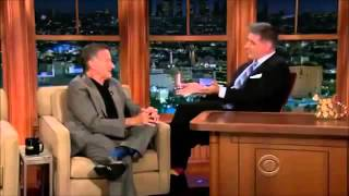 Robin Williams last interview on Craig Ferguson 2013  R.I.P.