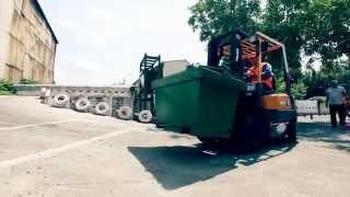 Центр обучения водителей погрузчиков Logistic Forklift