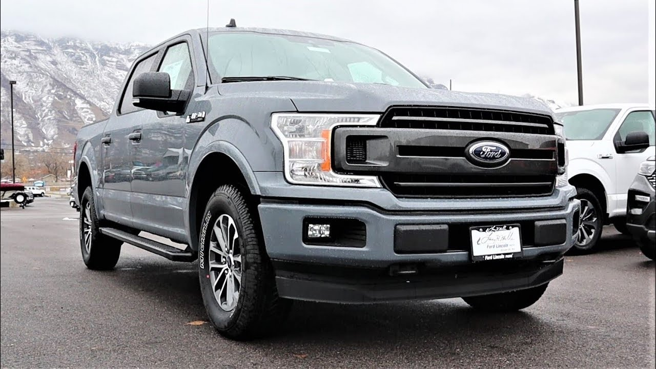 2020 ford f-150 xlt sport  is this the best f-150 for sale