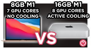 COMPARING M1 Apple Silicon MACS - Our Experience So Far