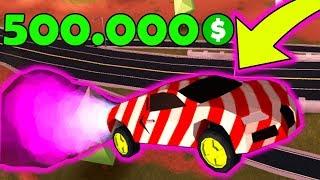 MOJE *NOWE* BUGATTI ZA 500.000$ | ROBLOX JAILBREAK #admiros