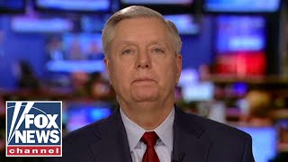 Collusion narrative crumbles; Senate Judiciary Committee chairman Sen. Lindsey Graham weighs in on FISA abuse investigation. #Hannity #FoxNews FOX ...