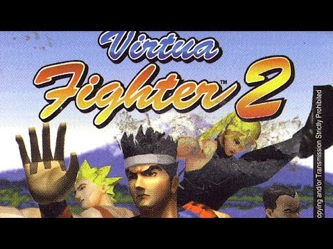 Classic Game Room - VIRTUA FIGHTER 2 for Sega Genesis review thumbnail