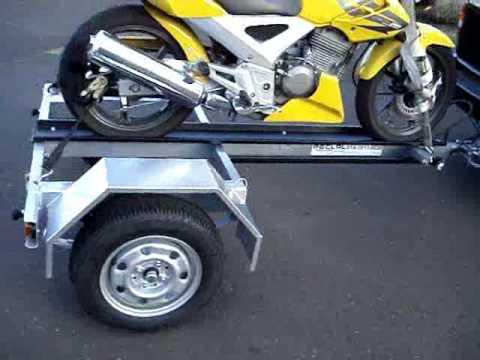 carreta para uma moto, SLIN