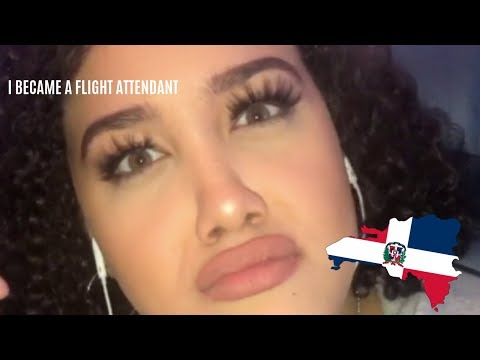FLYING TO DOMINICAN REPUBLIC Again L EVERYTHING GOES HORRIBLY WRONG