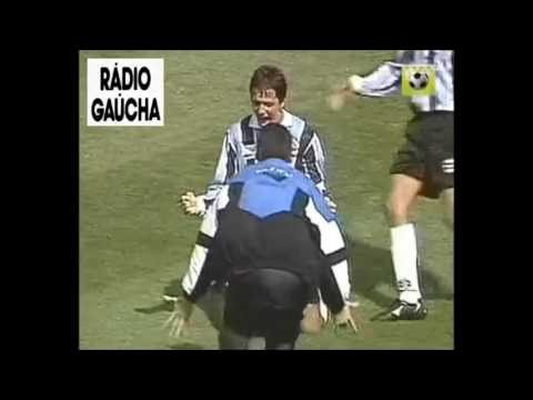 Grêmio 4 x 1 Independiente (Recopa Sul-Americana 1996)