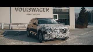 Из Братиславы в Пекин на новом Volkswagen Touareg 2018 - часть 2