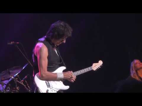 Jeff Beck Live in York, PA August 5, 2018 Superstition & A Day In The Life