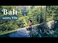 Luxury Villa Tour in Ubud Bali - Private Infinity Pool | Ep 3