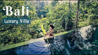 Gambar cover Luxury Villa Tour in Ubud Bali - Private Infinity Pool | Ep 3
