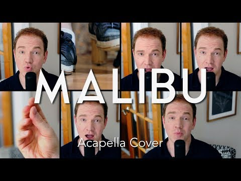 Miley Cyrus - Malibu (acapella cover) | Jonathan Estabrooks