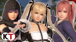 Dead or Alive 6 @ 4K (AMD 2600X + RX580)