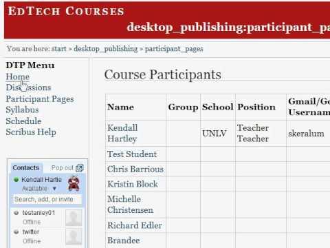 Desktop Publishing for Educators Introduction