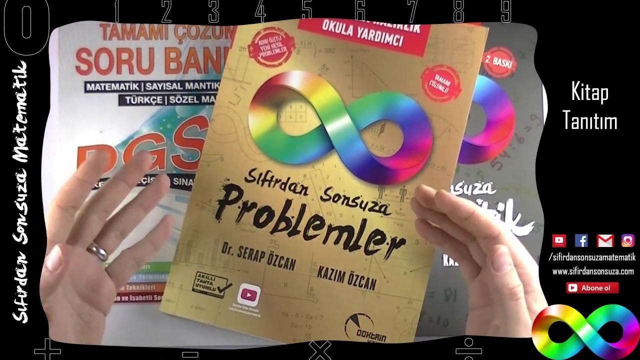 DGS Matematik Kitap Tavsiye ve Tanıtım (Yorum yapanlar arasından 5 kişiye çekilişle hediye kitap)