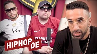Ghostwriting verboten? mit PA Sports, Kool Savas, Eko Fresh, Celo & Abdi uvm. - Deutschrap antwortet