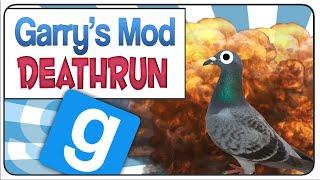 The Exploding Pigeon (Gmod Deathrun)