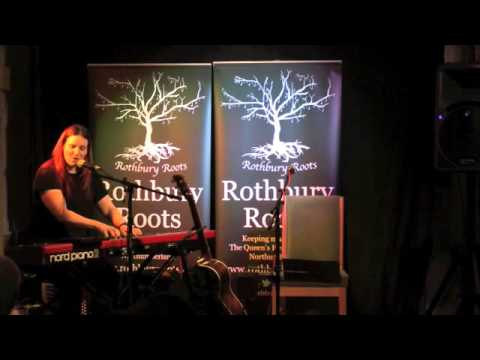 "Yvonne Lyon ""Water's Edge"" at Rothbury Roots"