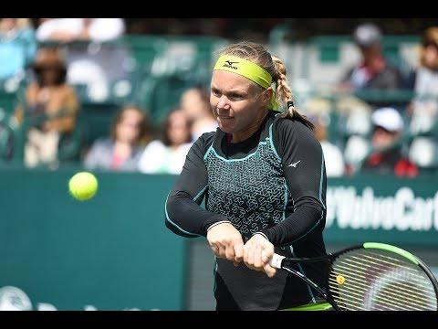 2018 Charleston Semifinals | Kiki Bertens vs. Madison Keys